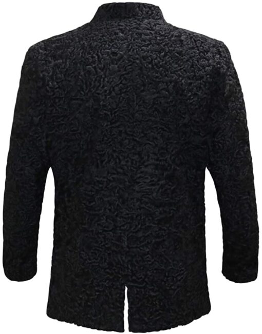 Original Persian Lamb Black Coat