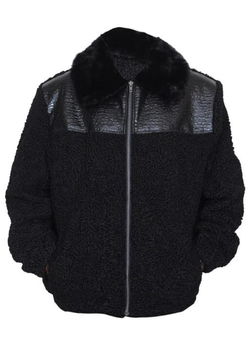 Persian Lamb Fur Sawarka Coat