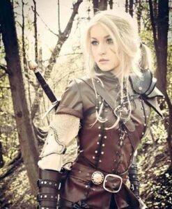 Saga Cirilla The Witcher Vest