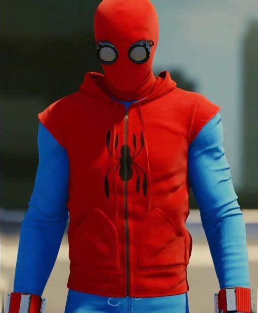Spiderman-Homecoming-Costume-Hoodie