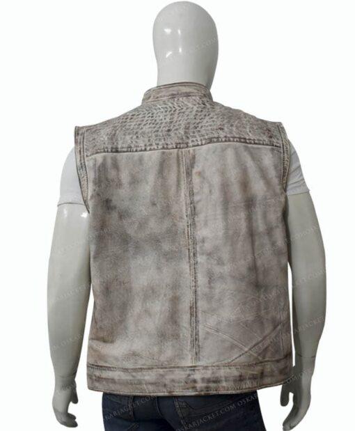 Star Wars The Rise of Skywalker Finn Vest Back