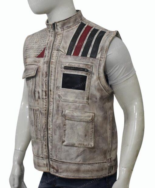 Star Wars The Rise of Skywalker Finn Vest Left