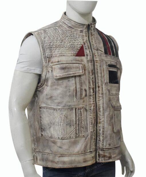 Star Wars The Rise of Skywalker Finn Vest Right