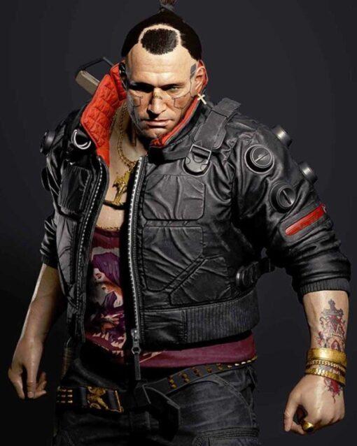 The-Cyberpunk-2077-Jackie-Welles-Black-Jacket