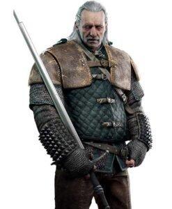 The Witcher 3 Vesemir Jacket