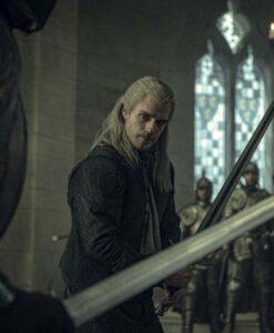 The Witcher Black Jacket Image