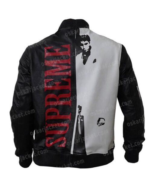 Tony Montana Scarface Al Pacino Bomber Jacket