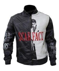 Tony Montana Scarface Al Pacino Jacket