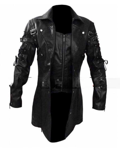 Van-Helsing-Steampunk-Gothic-Black-Leather-Coat