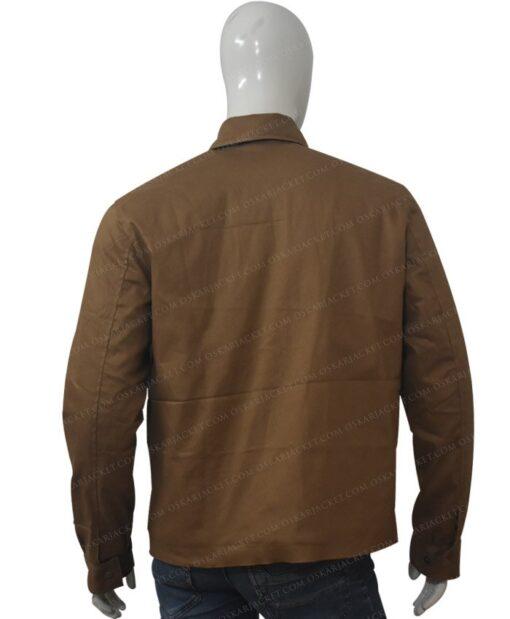 Virgin River Jack Designer Jacket Back