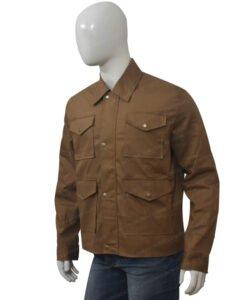 Virgin River Jack Designer Jacket Left View
