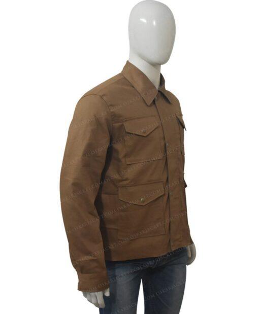 Virgin River Jack Designer Jacket Side