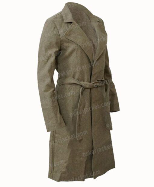 Virgin River Melinda Monroe Wool Coat Right
