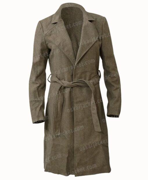 Virgin River Melinda Monroe Wool Coat Right Front