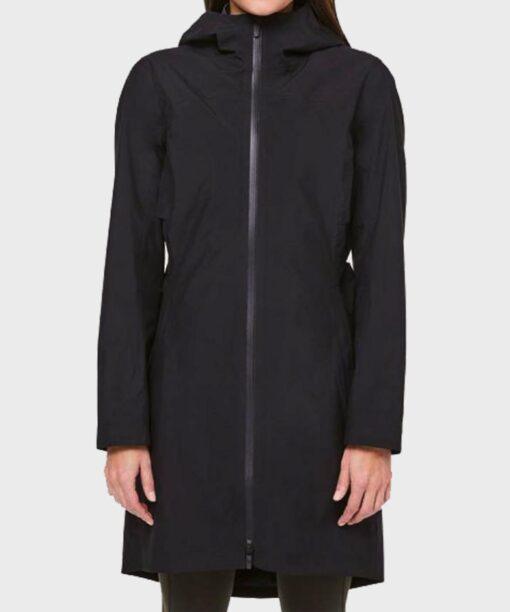 Virgin River S02 Melinda Monroe Hooded Cotton Coat 2
