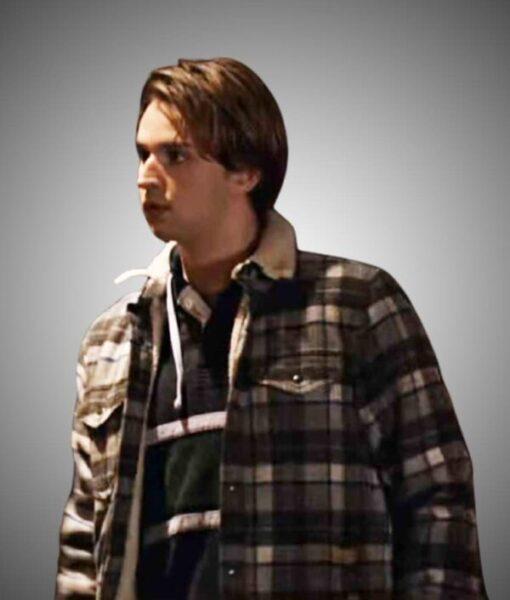 Virgin River S02 Ricky Checkered Cotton Jacket