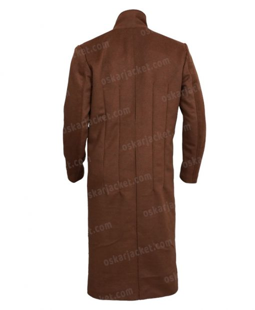 Doctor Who David Tennant The Tenth Doctor Trench Coat Back
