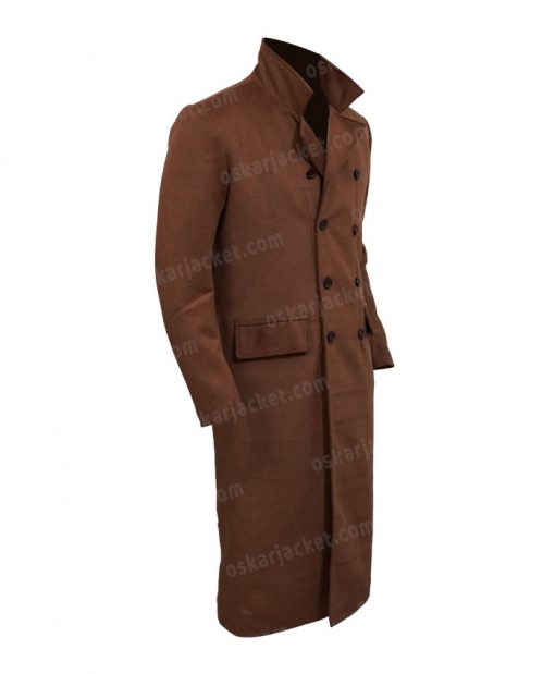 Doctor Who David Tennant The Tenth Doctor Trench Coat Right