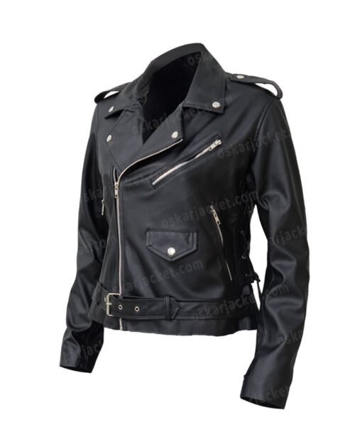 Fallout 4 Atom Cats Leather Jacket