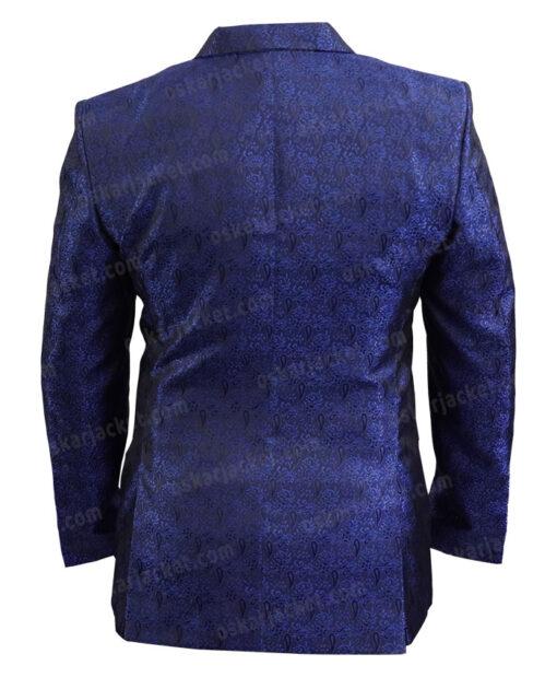 Gotham Season 05 Jeremiah Valeska Blue Tuxedo Back