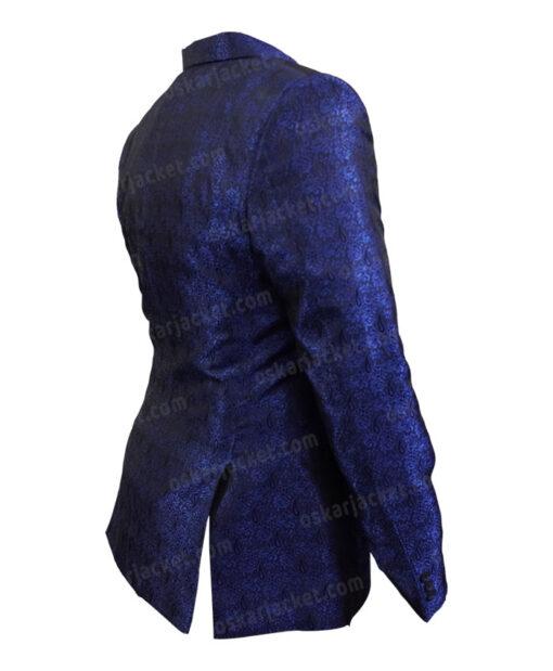 Gotham Season 05 Jeremiah Valeska Blue Tuxedo Side