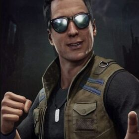 Johnny Cage Mortal Kombat 11 Vest