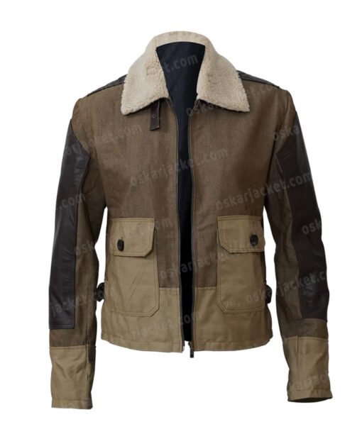 Maze Runner Newt Jacket Cotton Made The Death Cure