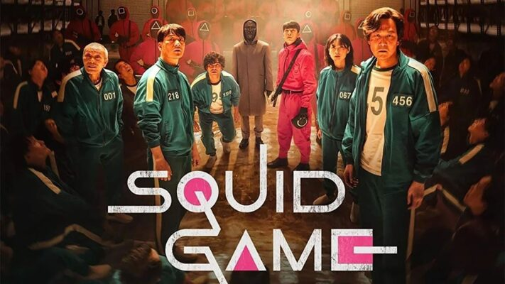 Squid Game Jackets