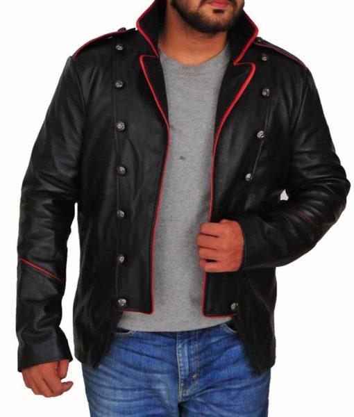 Supernatural Vince Lucifer Black Jacket