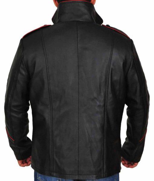 Supernatural Vince Lucifer Leather Jacket
