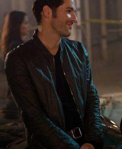Tom Ellis Morningstar Lucifer Leather Jacket